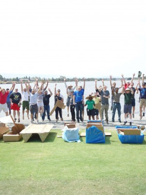 Google Team Building Event