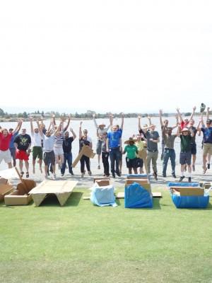 Google Team Building Event