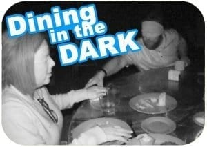 Dining in the Dark Team Building Activity